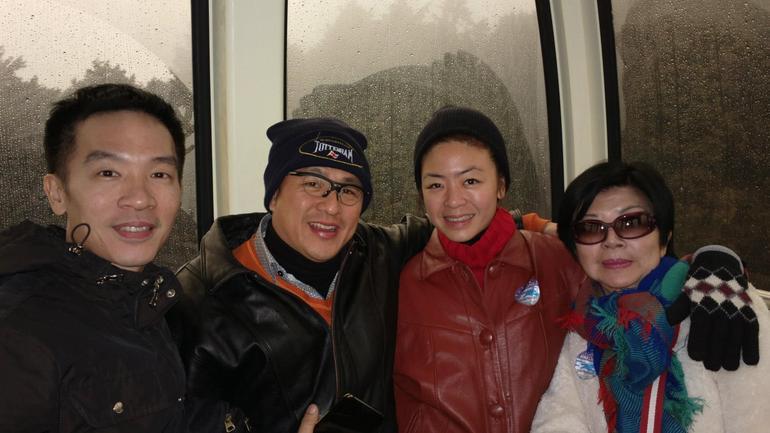 Hakone Robeway with my Family - Tokyo