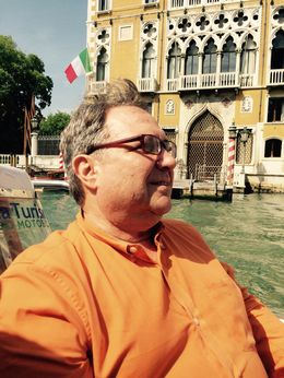 Heading to the airport, farewell to Venice! , Roger G - May 2015