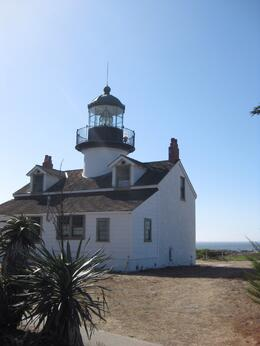 We stopped by to check out the light house. Always wonder what life would have been like for the people who used to live in these., Melinda - October 2010