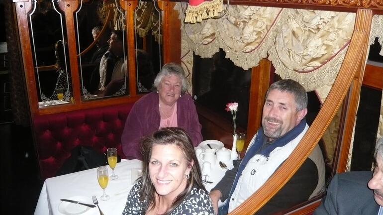Melbourne Colonial TramCar Restaurant - Melbourne