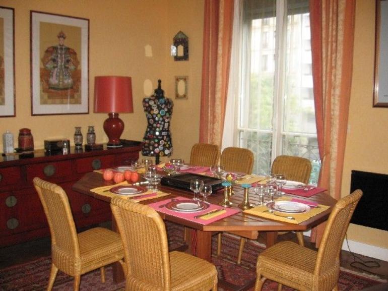 Our Table - Paris