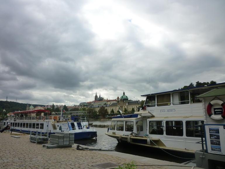 Prague Vltava River Afternoon Tea Cruise - Prague