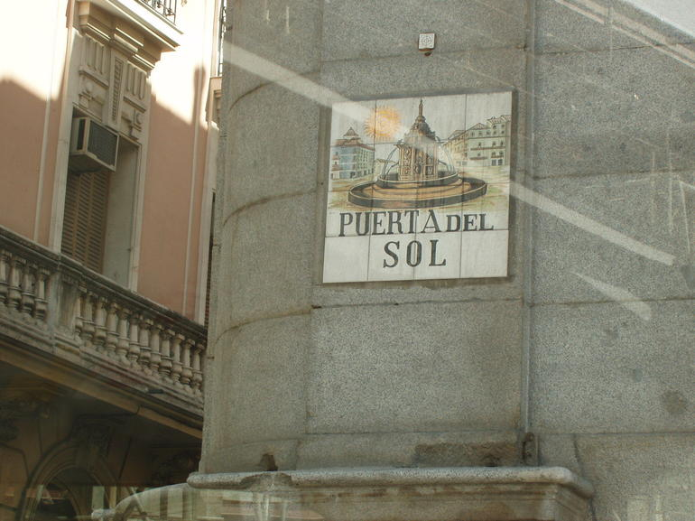 PuertaDel Sol - Madrid