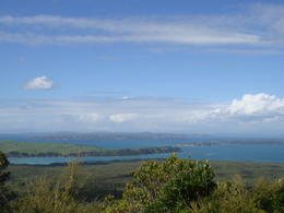 View from the Rangitoto Summit... Breathtaking! , TANIA L - September 2014