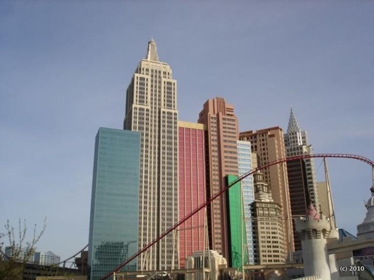 Rollercoaster - Las Vegas