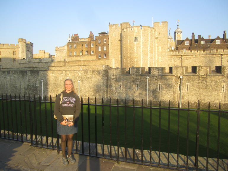 Tower of London! - London