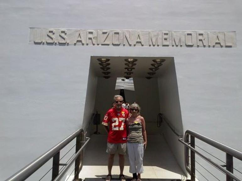 Pearl Harbor: Arizona Memorial, Honolulu City & Punchbowl Tour
