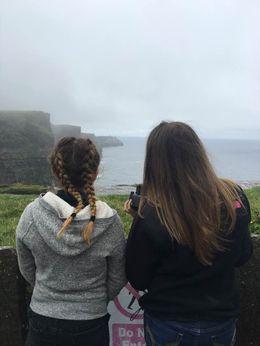 Cliffs of Moher , Jasmine C - August 2016