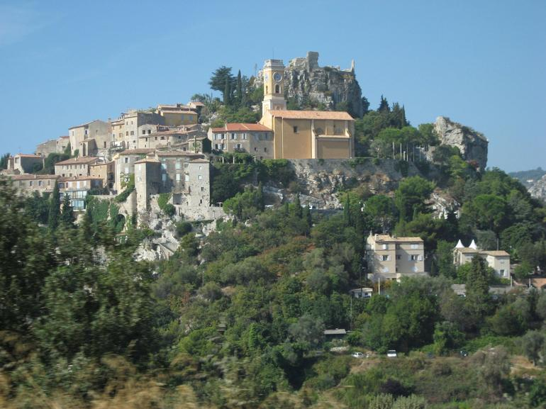 Village of Eze - Nice