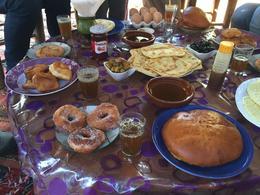 Petit déjeuner berbère!!! , GILLES L - February 2017