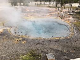 Beautiful Thermal Pool , Ronald f - September 2017