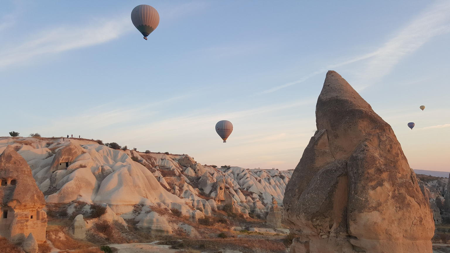 MORE PHOTOS, 1-hour Hot Air Balloon Flight Over the Fairy Chimneys in Cappadocia