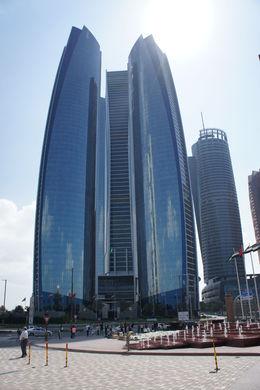 etihad towers , QUN Z - May 2016
