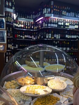 The small shop was lovely and the butchers were very friendly. , Jessica B - October 2015