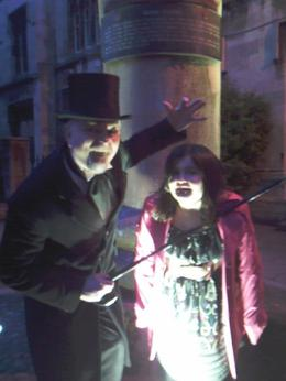 The Ghost Detective Tour -- a must see, Marianne C - May 2009