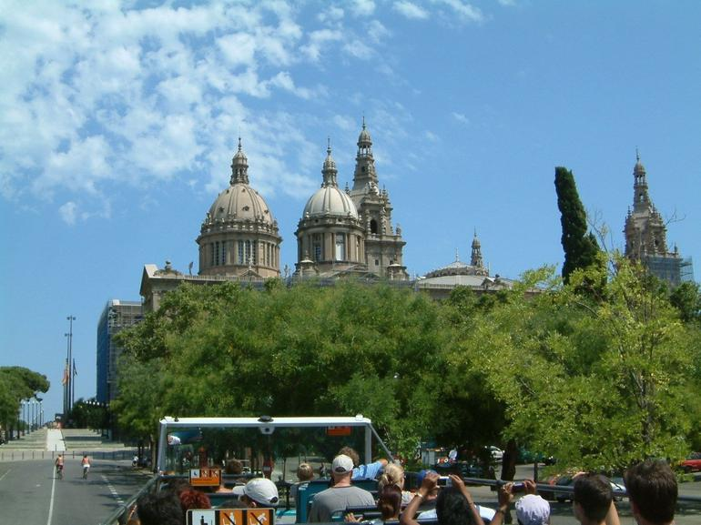 Great view all around - Barcelona