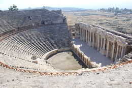 Hierapolis Theatre , Henrik H - November 2015