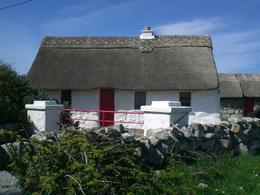How cute is this house! (Aran Islands), Amy K - May 2008