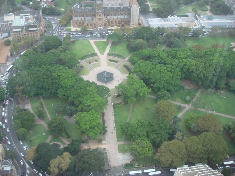 Hyde Park - Sydney