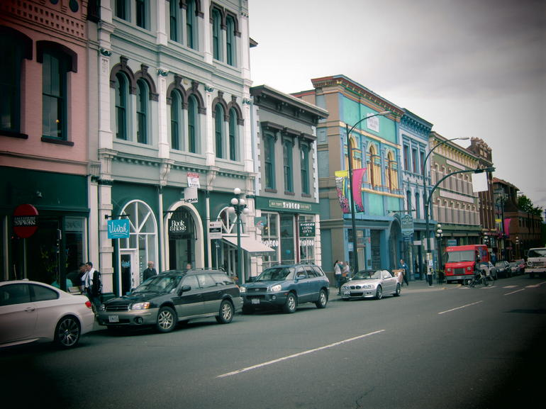 IMG_0248 Victoria Town Vancouver island - Vancouver