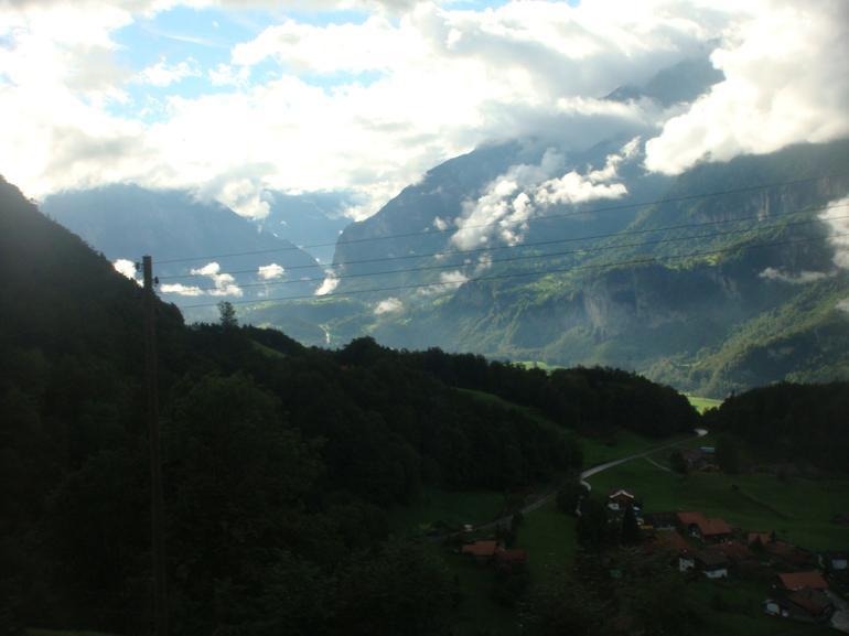 landscape - Zurich