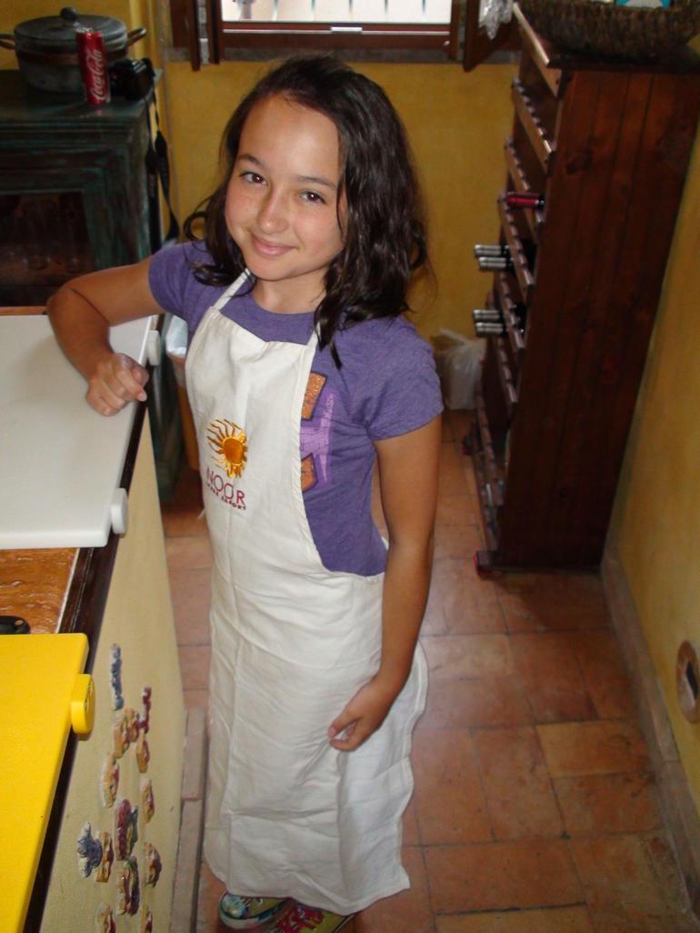 Mo the Chef - Rome