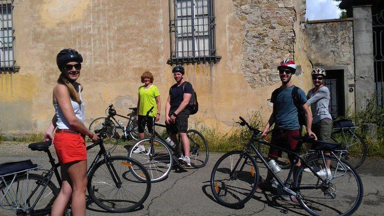 Tuscany Bike or E-Bike Tour from Florence with Tuscan lunch photo 28