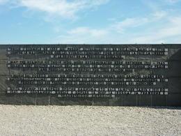 Memorial Wall , Tracy S - October 2011