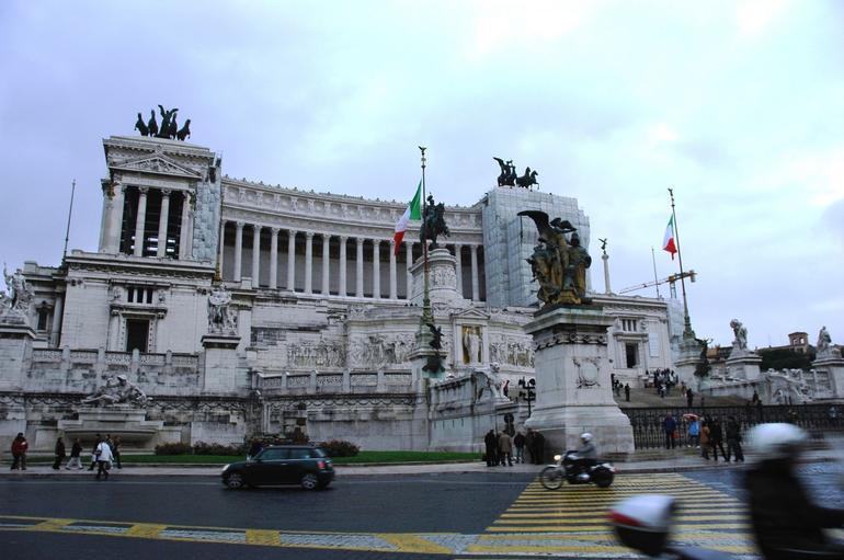 Piazza di Venezia - Rome