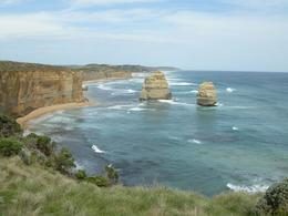 Rock formations, part of the Port Campbell National Park, MIRAN S - November 2008