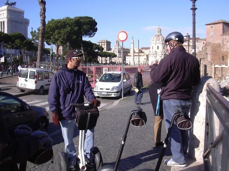Short brake - Rome