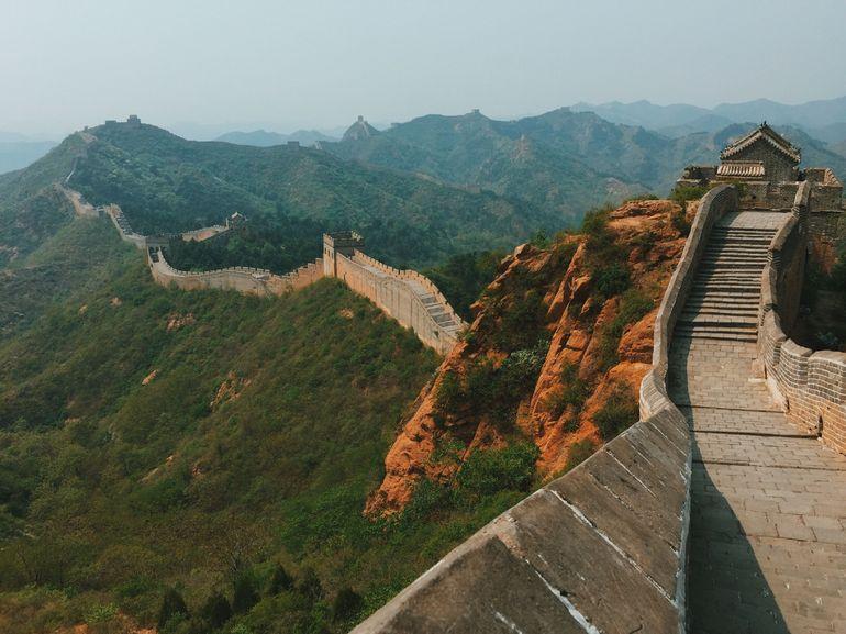Full-Day Small-Group Great Wall Hike: Simatai West to Jinshanling