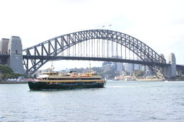 Sydney Harbour , Frank H - January 2013