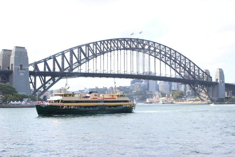 Sydney Harbour - Sydney