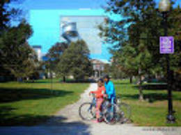 Photo stop for me and my wife. We really love this tour. We had so much fun and learned so much. If you are able to ride a bike, this is a must tour. My wife and I are both in our sixties and we..., James M - October 2014