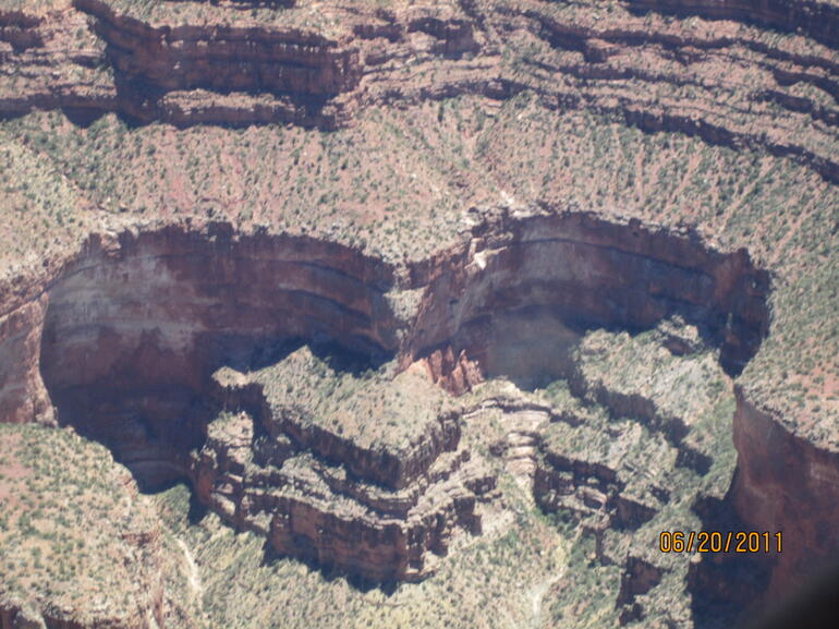 The Heart of the Grand Canyon - Las Vegas