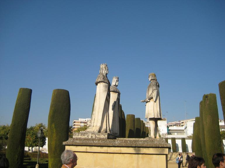 Tribute to Columbus - Seville