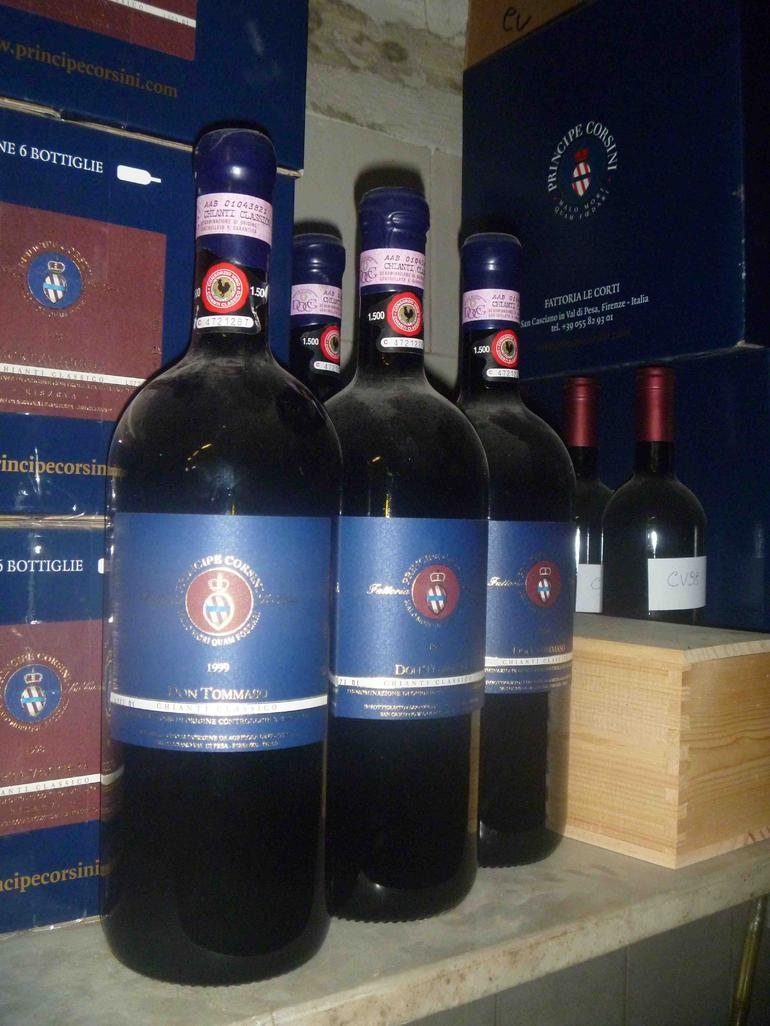 Vespa tour Chianti Classico - Florence