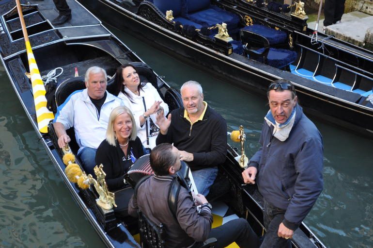 Private Tour: Venice Gondola Ride with Serenade photo 12
