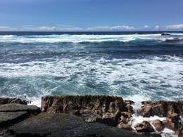 Black Sand Beach stop , Dana F - July 2017