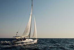 Sailing adventure - June 2016
