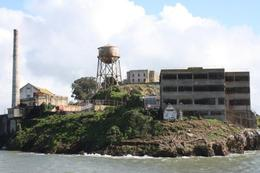 Alcatraz Island - April 2010