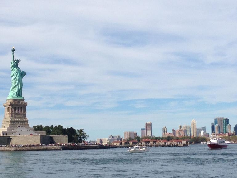 NYC Statue of Liberty Tall Ship Sailing Cruise