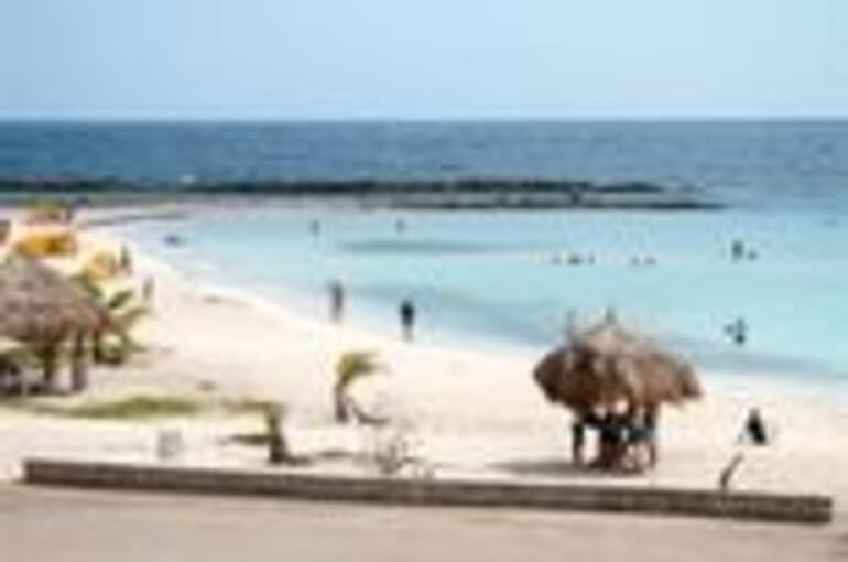 Baby Beach - Caribbean