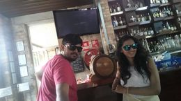 One of our photo stop tour.. this hotel is oldest one with very expensive liquor collection. , aaritu - November 2015