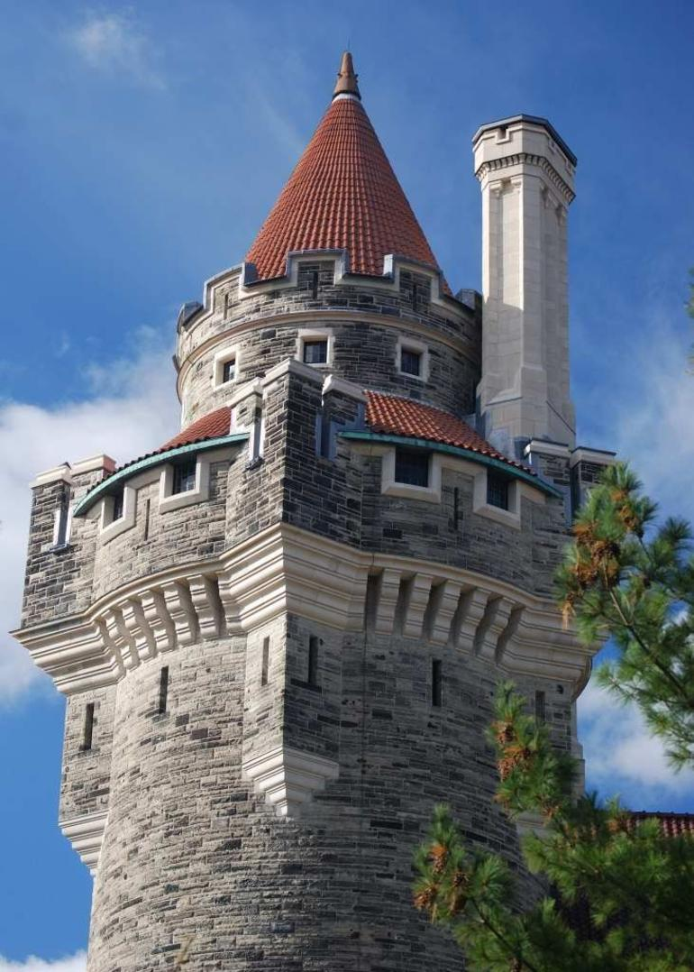 Casa Loma Tower - Toronto