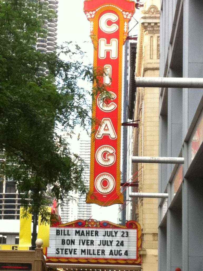 Chicago Theatre - Chicago