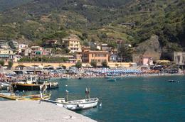 Monterosso al Mare, Luis H - August 2009