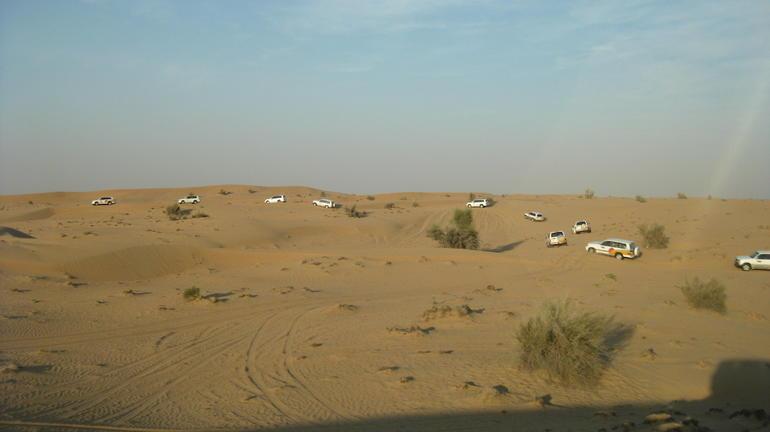 Convoy - Dubai