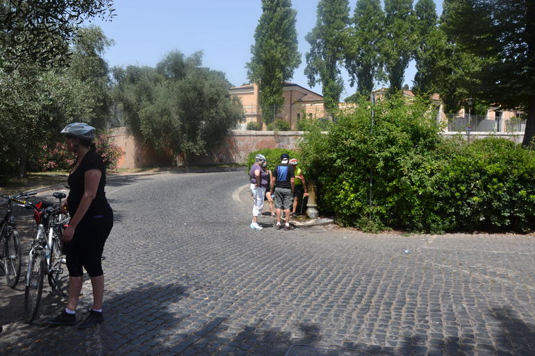 Countryside Bike Tour - Rome